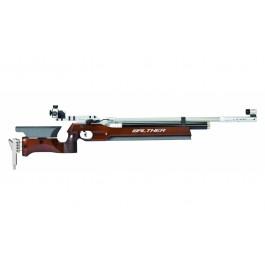 Walther LG400 Holzschaft Auflage