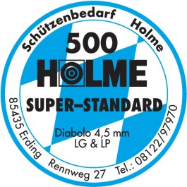 Holme Super-Standard
