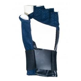 Finale Handschuh ohne Finger GripTec Linksschütze