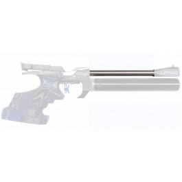 Edelstahllaufmantel für Walther LP500 (neu) Zusatzgewicht