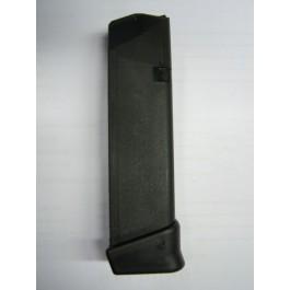 Magazin +2 für Glock Mod.17, 9mm, 19 Schuss
