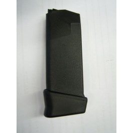 Magazin +2 für Glock Mod. 26, 9mm, 12 Schuss