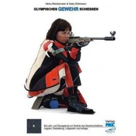 Olympisches Gewehrschießen.