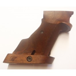 Holz Formgriff für FWB Sportpistole älteres Modell