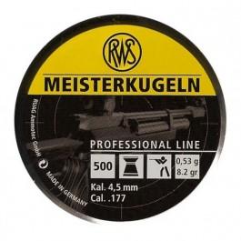RWS Meisterkugel 25.000