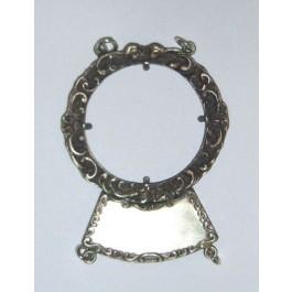 Taler-Fassung für Königsketten