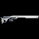 Tesro Evolution 10 Pro Auflage Aluschaft