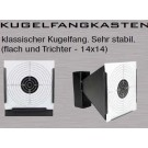First Strike Kegelfangkasten Trichter (14 x 14)