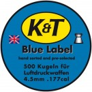 K&T Blue Label