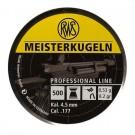RWS Meisterkugel 50.000