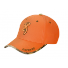 Browning Kappe SURE SHOT orange