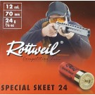 Rottweil 12/70 Special Skeet 24 gr. 2.0 mm